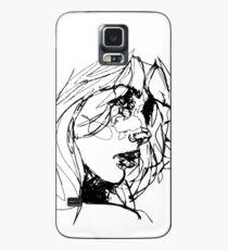 Sketch Case/Skin for Samsung Galaxy