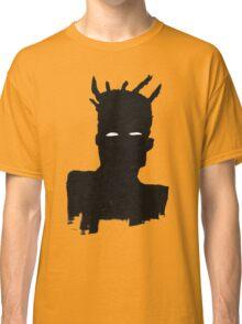 "Basquiat ""Self Portrait"" Classic T-Shirt"