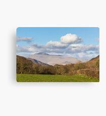 Cumbria Canvas Print