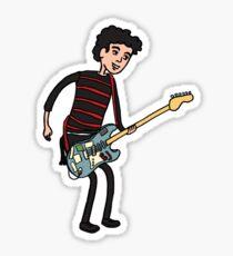 Billie Joe Armstrong Sticker - 1 Sticker