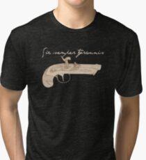 Derringer - Death To Tyrants Tri-blend T-Shirt