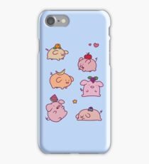 Fruit Piggies iPhone Case/Skin