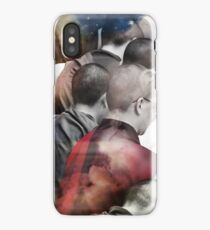 ONE MIND ONE HEART 2 iPhone Case/Skin