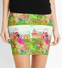 Do You Know Your Way To San José? Mini Skirt