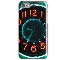 Retro Clock iPhone Case/Skin