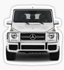 G Wagon Sticker Sticker