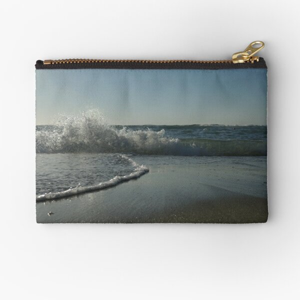 Wave splash Zipper Pouch