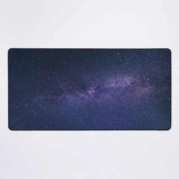 Night Glaxy Desk Mat