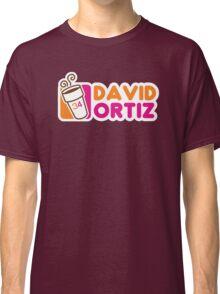 Papi Runs on Dunkin' Classic T-Shirt
