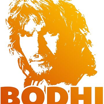 Bodhi Is My Guru by jasonkincaid