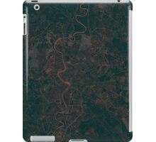 Rome Map Red iPad Case/Skin