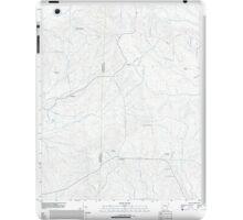 USGS TOPO Map Arkansas AR Columbus 20110711 TM iPad Case/Skin