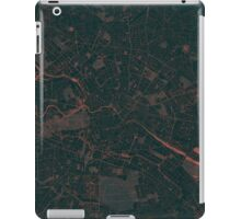Berlin Map Red iPad Case/Skin