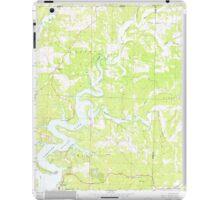 USGS TOPO Map Arkansas AR Gamaliel 258538 1965 24000 iPad Case/Skin