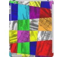 Crazy Colour Tiles iPad Case/Skin