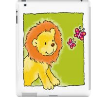 Sweet Lion iPad Case/Skin