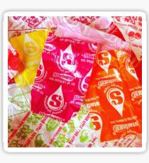 Candy Wrappers Sticker