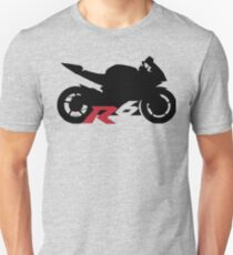 Yamaha R6 Silhouette Unisex T-Shirt