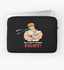 Dont wanna fight Laptop Sleeve