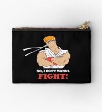 Dont wanna fight Studio Pouch