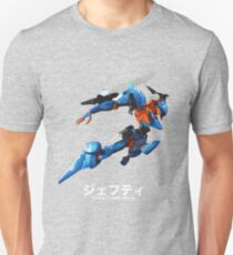 Mecha - Orbital Frame Jehuty T-Shirt
