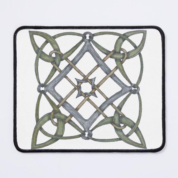 Celtic Jewellery Mouse Pad