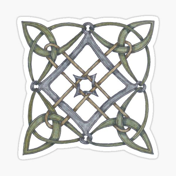 Celtic Jewellery Sticker