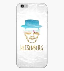Heisenberg iPhone Case