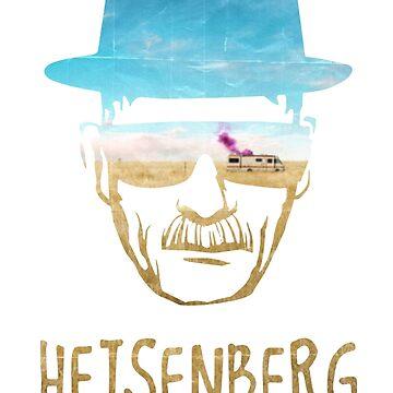 Heisenberg by LukeOlfert