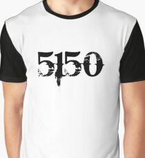 5150 Graphic T-Shirt
