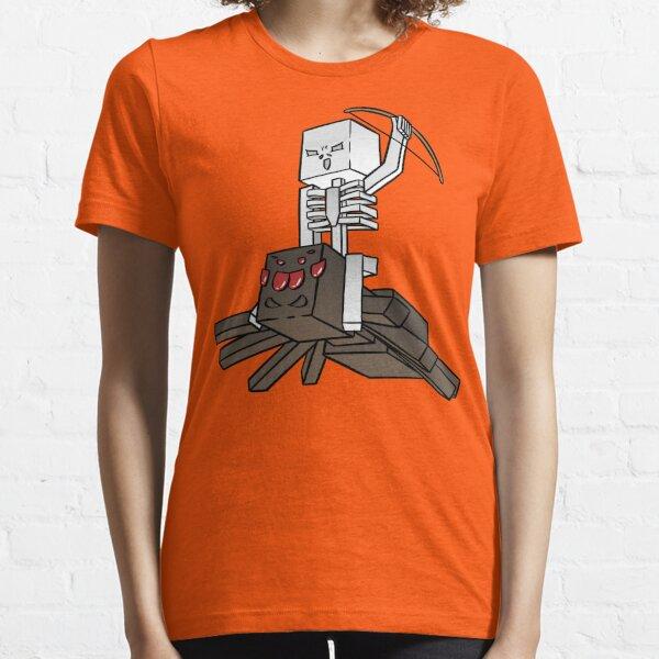 Minecraft Spider Jockey T-shirt essentiel