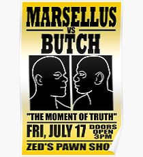 The Moment of Truth Poster