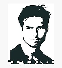 Tom Photographic Print