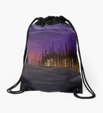 The City Drawstring Bag