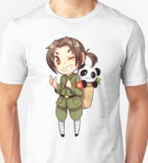 China - Hetalia Unisex T-Shirt