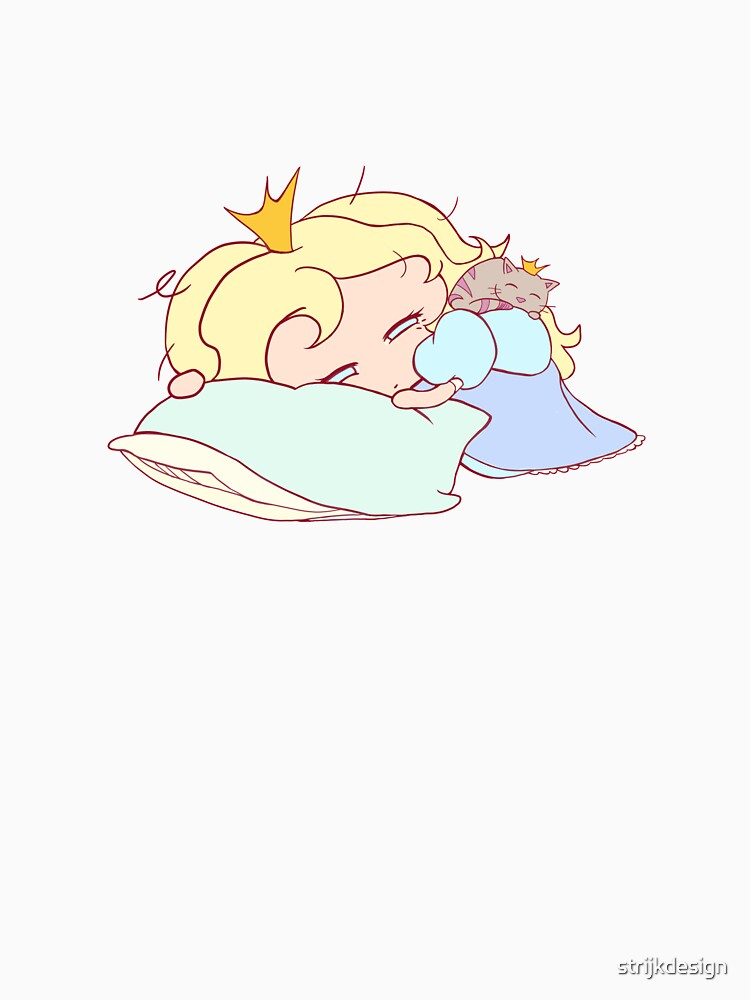 Lil Princess Nap Time by strijkdesign