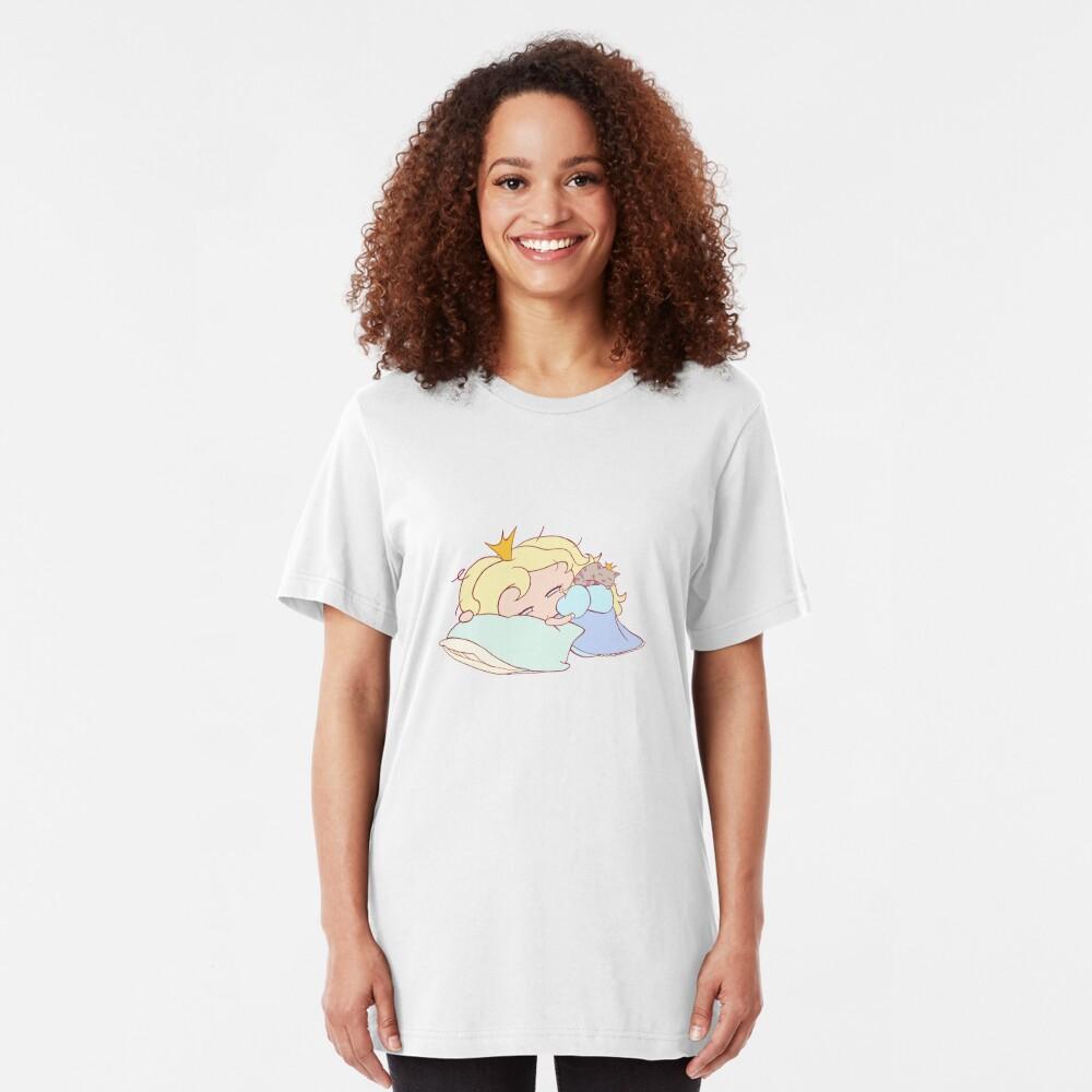 Lil Princess Nap Time Slim Fit T-Shirt