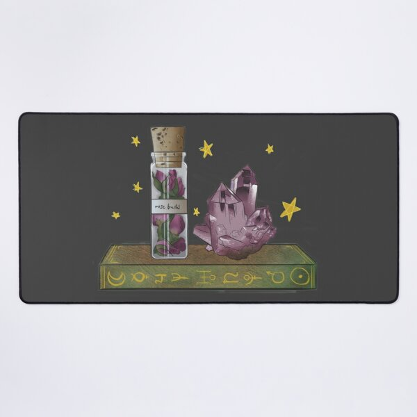 A love spell neads rosebuds Desk Mat