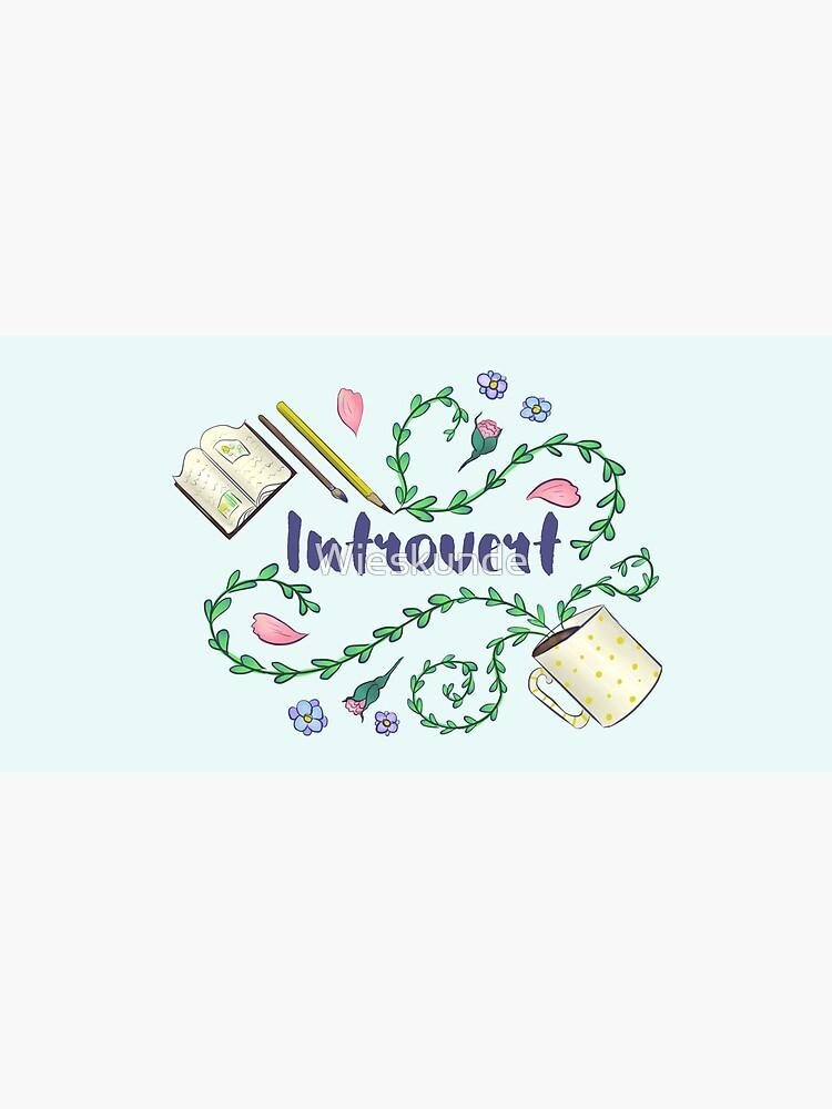 Introvert by Wieskunde