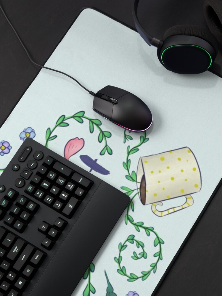 Alternate view of Introvert Mouse Pad