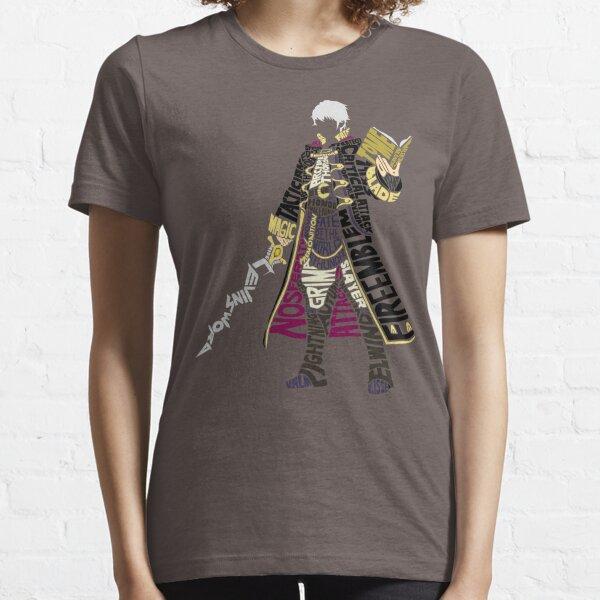Robin Typography Essential T-Shirt