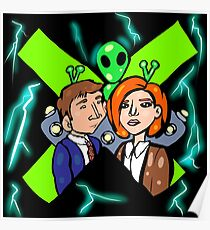 Xfiles Poster