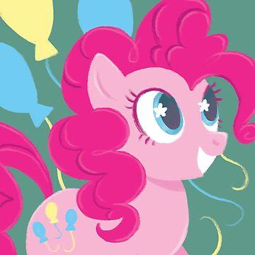 Pinkie Pie by vainglory