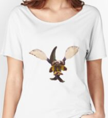 Orchid close up Women's Relaxed Fit T-Shirt