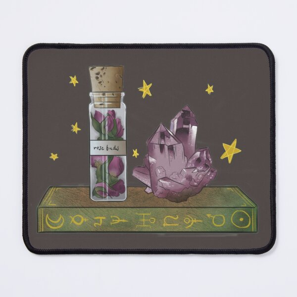 A love spell neads rosebuds Mouse Pad