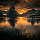 Milford Sound by Paul Mercer