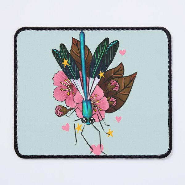 Adorable Dragonfly Mouse Pad