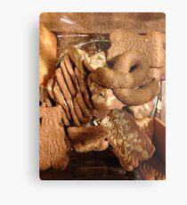 Cookie Jar Metal Print