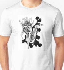 Understanding Music surreal ink pen drawing T-Shirt