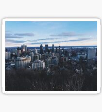 Mount Royal Lookout Sticker